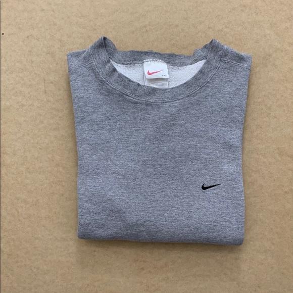 💨 90's Nike Essential Crewneck (Sz XXL) Fits L-XL